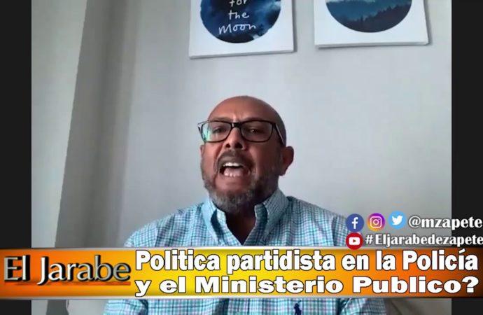 Política partidista en la Policía y el Ministerio Público? El Jarabe Seg-4 21/04/20