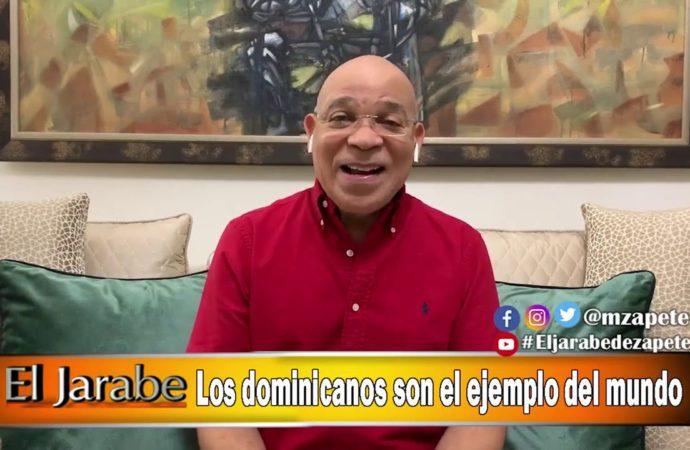 Los dominicanos son el ejemplo del mundo   El Jarabe Seg-2