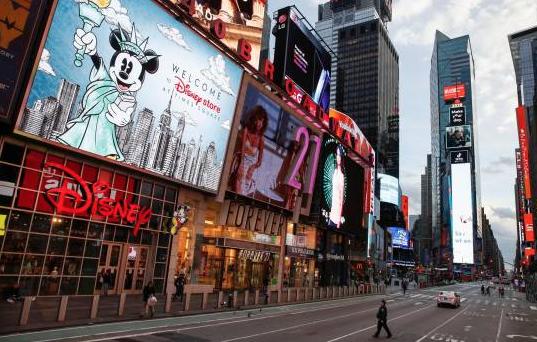 Nueva York registra un repunte de muertos y el virus se ceba con geriátricos