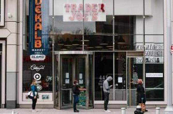 Nueva York anuncia un gran plan para distribuir comida en medio del COVID-19