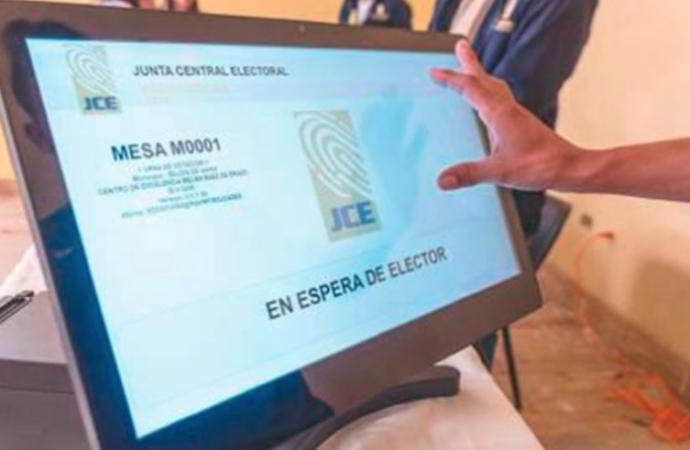 Junta Central Electoral descarta utilización del voto automatizado en Elecciones Presidenciales y Congresuales