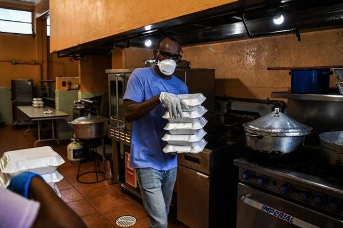Tres muertos y 41 casos de coronavirus en Haití
