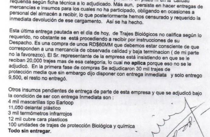 Revelan correo de Directora Salud Pública denunciando graves irregularidades