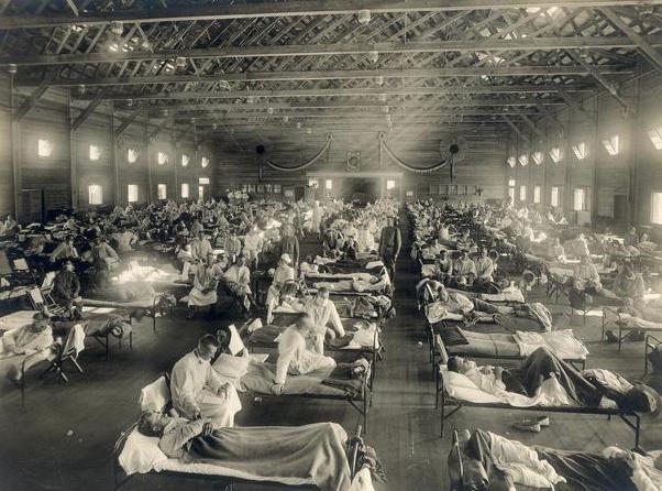 La gripe española, la pandemia de 1918 a la que sobrevivió República Dominicana