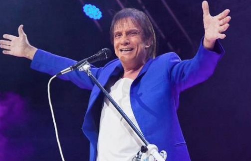 Roberto Carlos realizará este domingo su primer concierto livestream
