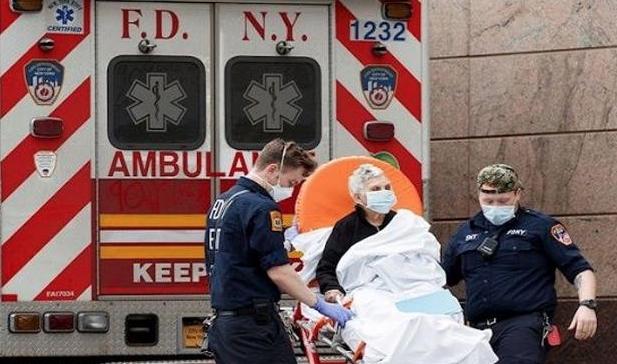 Una segunda 'ola' de coronavirus en EE.UU. sería más grave que la actual