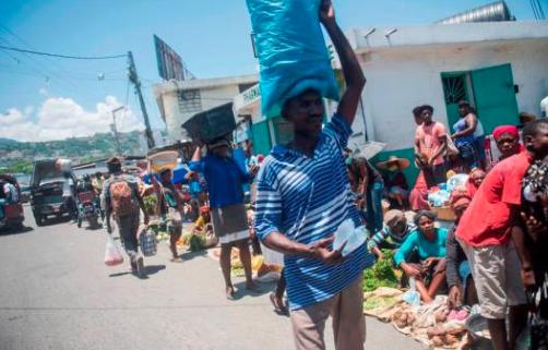 Quinto muerto por coronavirus en Haití llegó de República Dominicana dos días antes