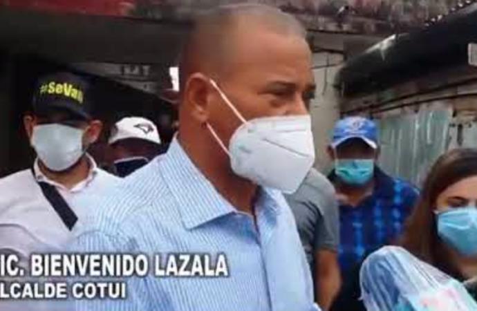 (VIDEO) Alcalde de Cotuí aclara que al hablar de cancelaciones se refirió a un 60% de gente que cobra sin trabajar