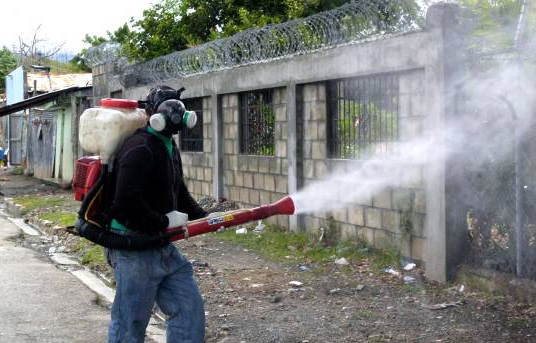 En medio del combate contra el COVID-19, los casos de dengue y malaria se disparan en República Dominicana