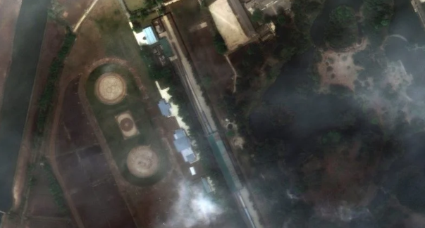 En medio de rumores sobre la salud de Kim Jong Un, imágenes sitúan su tren junto a su complejo costero