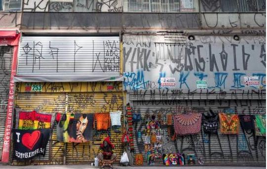 Brasil surge como posible próximo epicentro de pandemia