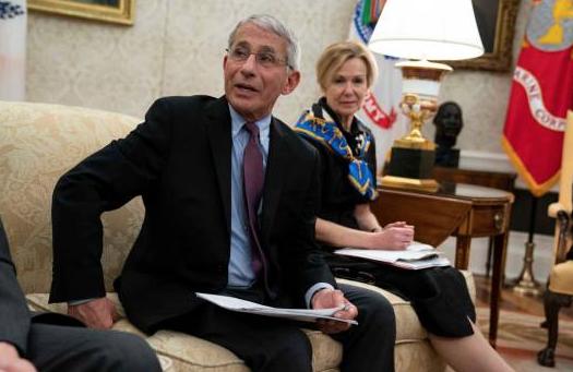 Principal especialista en enfermedades infecciosas de EE.UU pide no 'tentar' una segunda ola de COVID-19