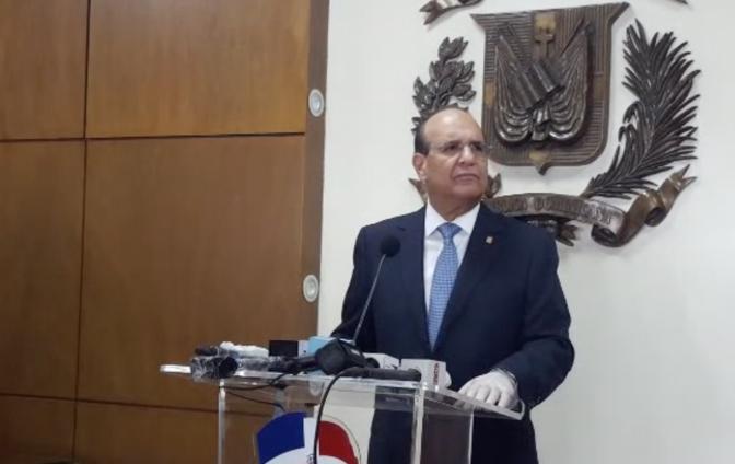 En vivo: Presidente de la JCE tras informe de la OEA sobre elecciones