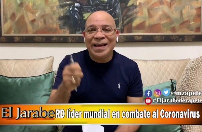RD lider mundial en combate al Coronavirus | El Jarabe Seg-2 20/04/20