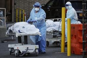 EE.UU. alcanza la cifra de 20,000 muertes por virus