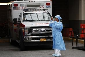 Se están acabando los hisopos para pruebas en Nueva York