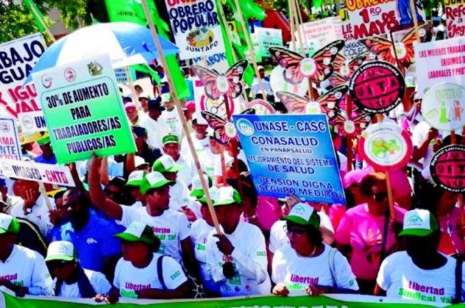 Grupo de 74 organizaciones demandan no se toquen los fondos de los trabajadores y sí las ganancias de las AFP