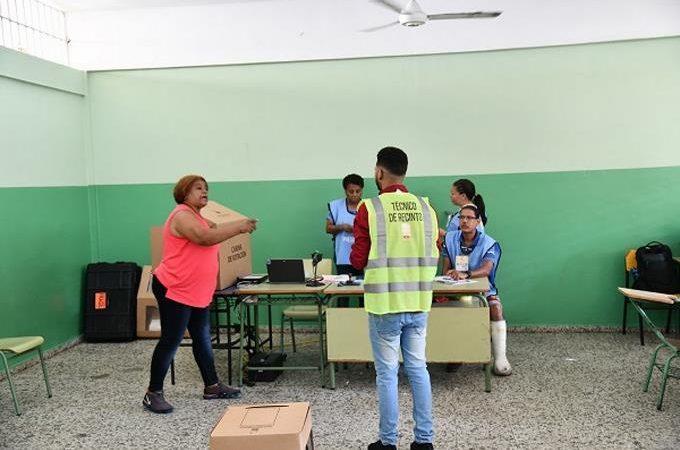 Salud Pública dice que elecciones se pueden celebrar el cinco de julio