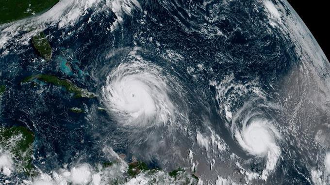 """La temporada de huracanes será """"por encima de lo normal"""", advierte agencia EUA"""