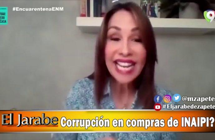 Corrupción en compras de INAIPI?   El Jarabe Seg-3 09/04/20