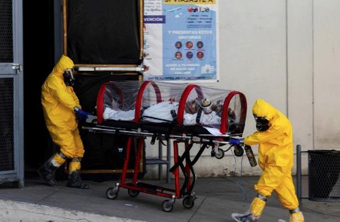 Con 13 nuevas muertes suman 422 las defunciones por COVID-19