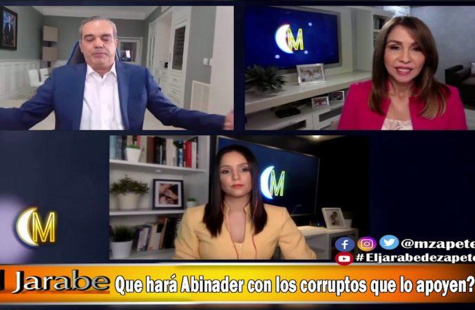 Que hará Abinader con los corruptos que lo apoyen?   El Jarabe Seg-2 22/05/20