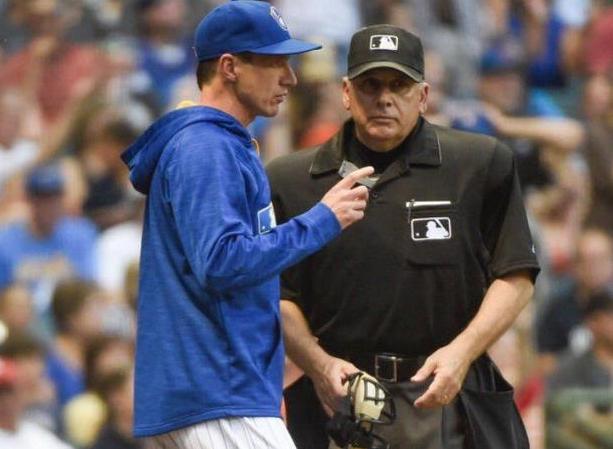 MLB no usaría repetición para revisar jugadas cerradas