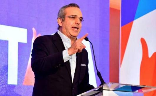 Encuesta indica Abinader ganaría con 52.1%; Gonzalo obtendría un 30.3% y Leonel un 12.3%