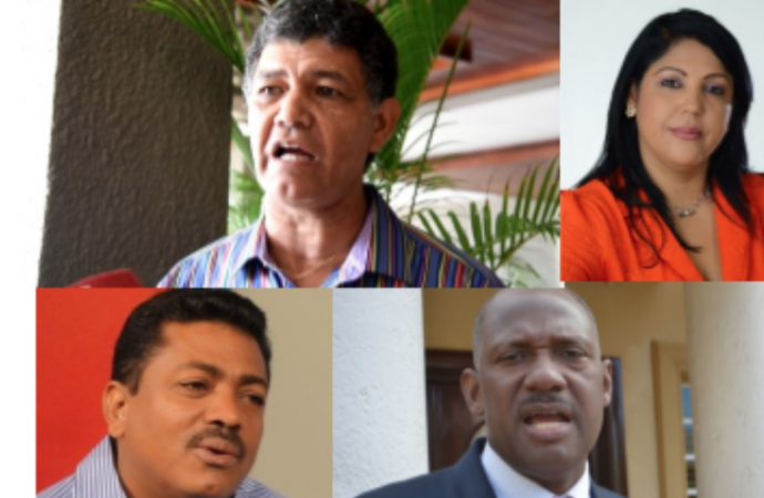 ¿Amagar y no dar? Nuevos alcaldes PRM denuncian corrupción, pero no someten