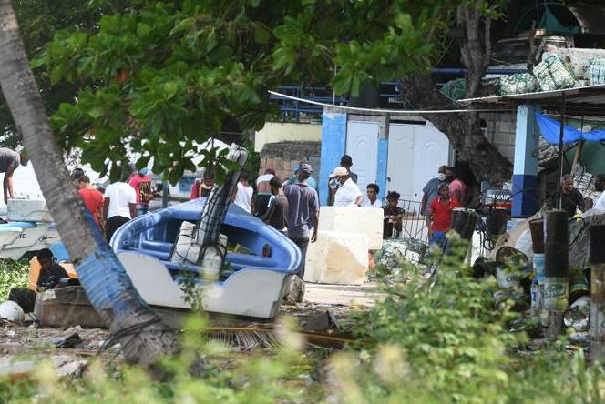 La despreocupación de los residentes de La Ciénega ante el Covid-19