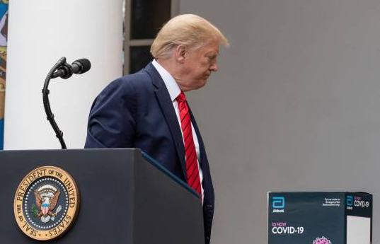 Suprema de EE.UU. delibera sobre declaración de impuestos de Donald Trump