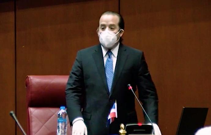 Senador denuncia gran robo en medio de la pandemia
