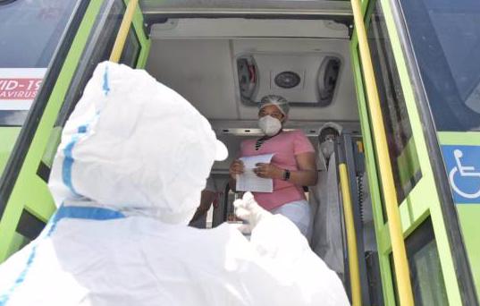 Finaliza hoy intervención de Salud Pública en Gran Santo Domingo para frenar coronavirus