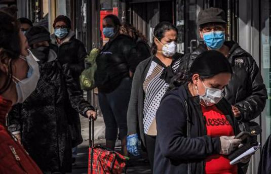 EEUU registra 1.680 nuevas muertes por coronavirus en 24 horas