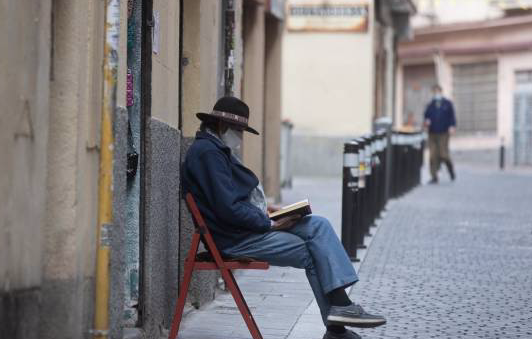 España reporta su menor cifra de muertos de virus en 2 meses
