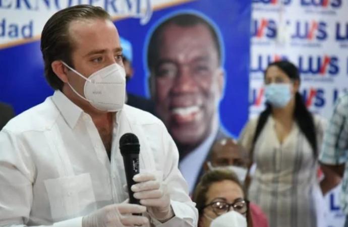 Presidente del PRM acusa al Gobierno de querer impedir voto de dominicanos en exterior