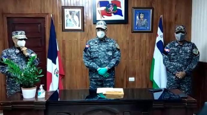 Destituyen comandante de la PN en Puerto Plata que permitió procesión peregrino