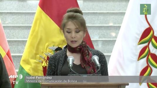 Destituyen y arrestan ministro de Salud de Bolivia por compra de ventiladores sobrevaluados