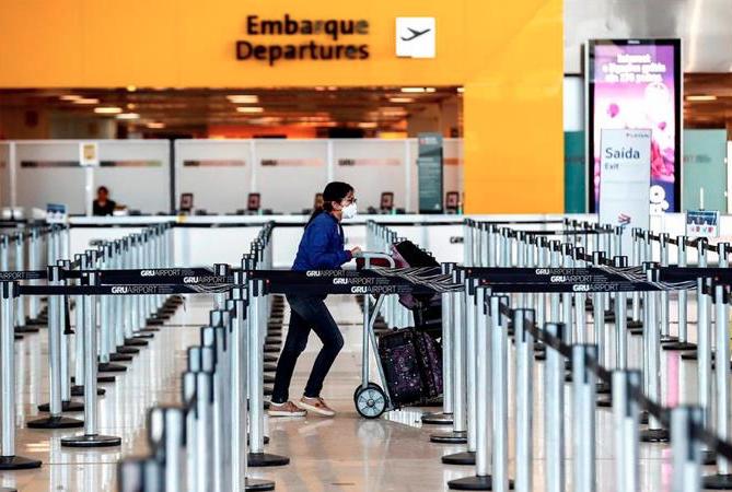 Trump prohíbe la entrada a EEUU de pasajeros desde Brasil por coronavirus