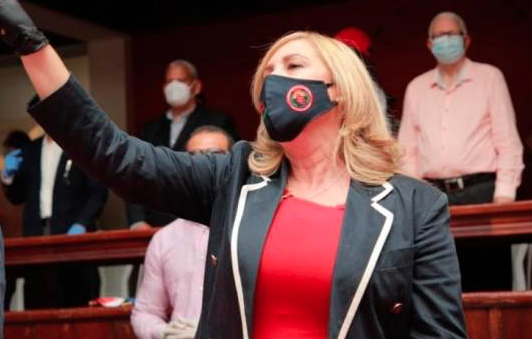 Sergia Elena exige a la JCE explicar por qué entregó teléfonos de votantes a encuestadora