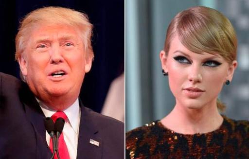 Taylor Swift acusa a Trump de agitar el racismo: 'Te echaremos en noviembre'