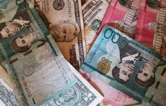 La venta del dólar se acerca a los 56 pesos en los tres principales bancos del país