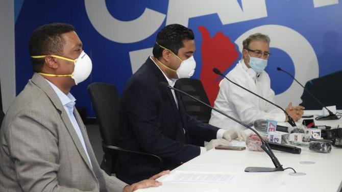 PRM denuncia campaña difamatoria del PLD y anuncia inicio de acciones legales