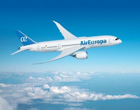 Air Europa comenzará a volar con medidas de seguridad reforzadas