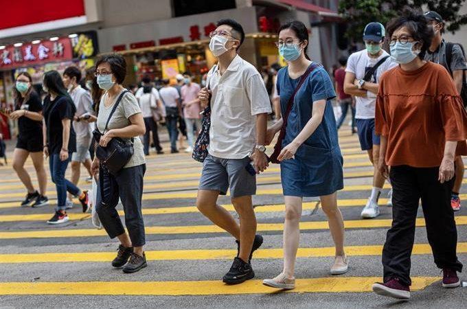 China permanece en mínimos de nuevos contagios, con 2 casos en el último día