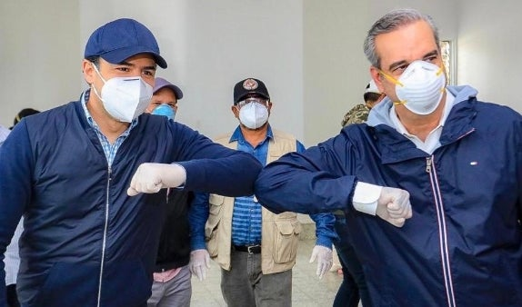 Roberto Ángel respalda la candidatura de Abinader