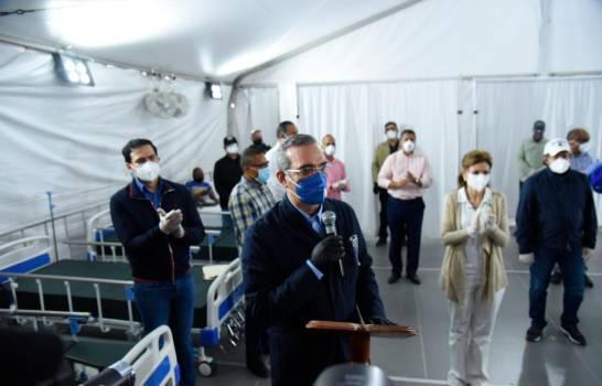 Abinader pide al Gobierno explicar destinos de las donaciones para enfrentar coronavirus