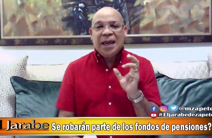 Se robarán parte de los fondos de pensiones? El Jarabe Seg-3 15/05/20