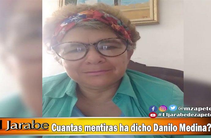 Cuantas mentiras ha dicho Danilo Medina? | El Jarabe Seg-3 14/05/20