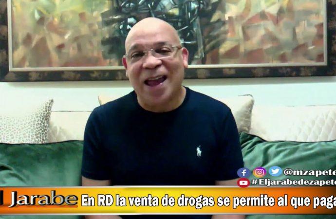 En RD la venta de drogas se permite al que paga   El Jarabe Seg-3 18/05/20